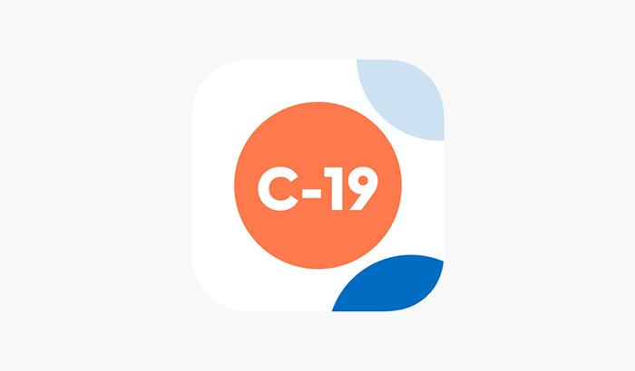 Rakning C-19 app