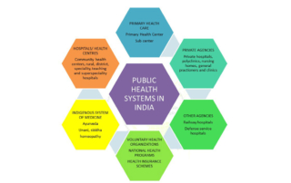 Introduction to Public Health system in India