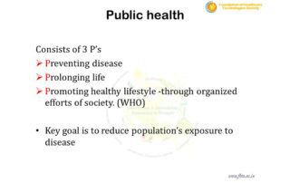 Introduction of Public Health In India